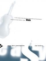 Snidero J. - Easy Jazz Conception Viola - Violon