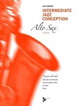 Snidero Jim - Intermediate Jazz Conception - Sax Alto + Cd