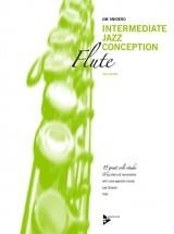 Snidero J. - Intermediate Jazz Conception - Flute