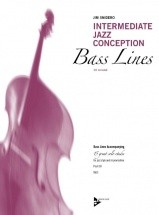 Snidero J. - Intermediate Jazz Conception For Bass Lines + Cd