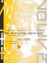 Ricker R. - The Ramon Ricker Improvisation Series Vol.4: The Developing Improviser Vol. 4 - Melody I