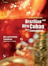 Brandao Fernando - Brazilian And Afro-cuban Jazz Conception (alto And Baritone Saxophone) + Cd