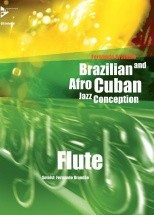 Brandao F. - Brazilian And Afro -cuban Jazz Conception - Flute + Cd