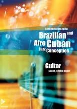 Brandao F. - Brazilian And Afro-cuban Jazz Conception - Guitare + Cd