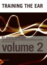 Donelian A. - Training The Ear For The Improvisation Musician Vol 2 + 4 Cd