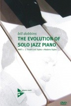 Dobbins B. - The Evolution Of Solo Jazz Piano Part 1&2