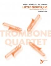 Winner J.e. - Little Brown Jug - 4 Trombones