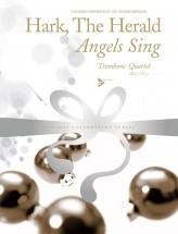 Mendelssohn-bartholdy F. - Hark, The Herald Angels Sing - 4 Trombones (tenor Horns)
