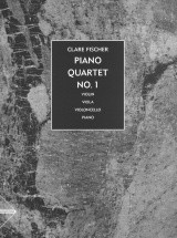 Fischer C. - Piano Quartet No. 1 - Piano Quartet