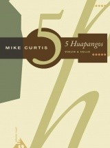 Curtis M. - 5 Huapangos - Violin And Cello