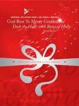 Anderson D.c.. - God Rest Ye Merry Gentlemen / Deck The Halls With Bows Of Holly - String Quartet