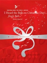Anderson D.c.. - I Heard The Bells On Christmas Day / Jingle Bells - String Quartet