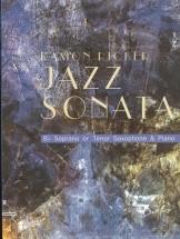 Ricker R. - Jazz Sonata - Soprano Or Tenor Saxophone And Piano