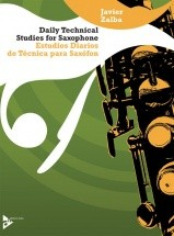 Zalba J. - Daily Technical Studies For Saxophone - Saxophone