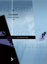 Puccini G. - Crisantemi - 4 Saxophones (satbar)