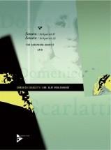 Scarlatti D. - Sonata (kirkpatrick 87) + Sonata (kirkpatrick 133) - 4 Saxophones (satbar)