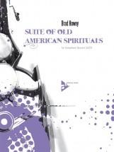 Howey B. - Suite Of Old American Spirituals - 4 Saxophones (satbar)