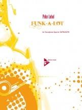 Lehel P. - Funk-a-lot - 4 Saxophones (satbar/aatbar)