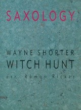 Shorter W. - Witch Hunt - 5 Saxophones (aattbar), Piano, Guitar (opt.), Bass And Drums