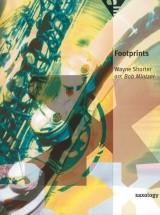 Shorter W. - Footprints - 5 Saxophones (sattb)