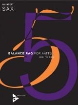 Viera J. - Balance Rag - 5 Saxophones