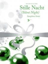 Gruber F. - Stille Nacht - 6 Saxophones (saattbar)