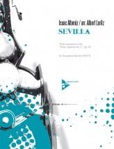 Albeniz I. - Sevilla - 5 Saxophones (saatbar)