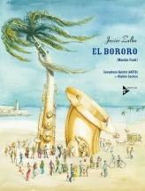 Zalba J. - El Bororo - 5 Saxophones (aattb)