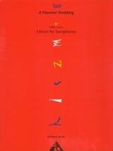 Curtis M. - A Klezmer Wedding - 4 Saxophones (satb)