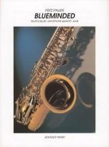 Pauer F. - Blueminded - 4 Saxophones (aatbar)