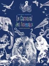 Saint-saens C. - Le Carnaval Des Animaux - 4 Saxophones (satbar)