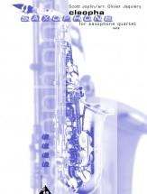 Joplin S. - Cleopha - 4 Saxophones (satbar)