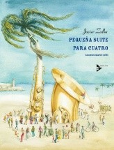 Zalba J. - Pequena Suite Para Cuatro - 4 Saxophones
