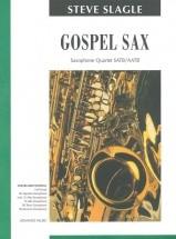 Slagle S. - Gospel Sax - 4 Saxophones (satb/aatb)