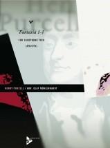 Purcell H. - Fantasia 1-3 - Saxophone-trio (atbar/stbar)
