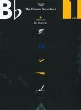 Curtis M. - The Klezmer Repertoire Vol.1 - Clarinette