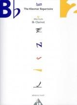 Curtis M. - The Klezmer Repertoire Vol. 2 - Clarinette