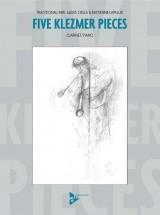 Ciesla A. - Five Klezmer Pieces - Clarinet And Piano