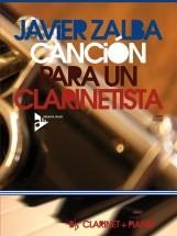 Zalba J. - Canción Para Un Clarinetista - Clarinet And Piano