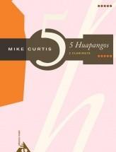 Curtis M. - 5 Huapangos - 2 Clarinettes