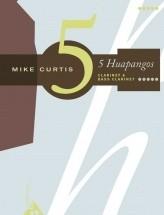 Curtis M. - 5 Huapangos - Clarinette Et Clarinette Basse