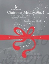 Middleton A. - Christmas Medley No. 1 - 2 Flutes And Clarinet