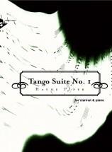 Piper H. - Tango Suite No. 1 - Clarinet And Piano