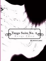 Piper H. - Tango Suite No. 2 - Clarinet And Piano