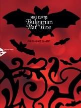 Curtis M. - Bulgarian Bat Bite - 4 Clarinettes (3 Bb And 1 Bass Bb)