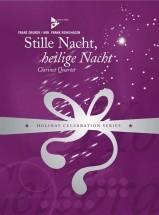 Gruber F.x. - Stille Nacht, Heilige Nacht - 4 Clarinettes (3 Bb (ou 2 Bb Et 1 Alto Bb) Et 1 Bassbb)