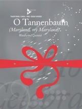 Herzog E. - O Tannenbaum - Woodwind Quintet