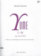 Hummel B. - Yume I-iv Op. 41a - Flute Solo And Flute Sounds