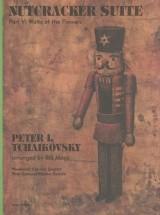 Tchaikovsky P.i. - Nutcracker Suite - Woodwinds/clarinet Quartet; Optional Rhythm Section