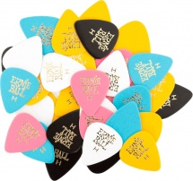 Ernie Ball Mediators Standard Sachet De 144 Panache 0,94mm